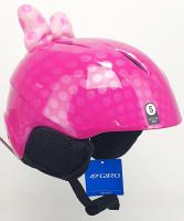 Giro Launch Plus Polka Dots