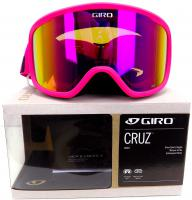 Giro CRUZ Bright Pink Wordmark