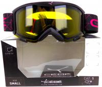 CEBE BIONIC Mat Black Pink Yellow Flash Mirror